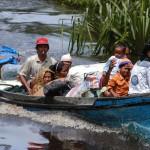 Klotok in Sekonyer River 01